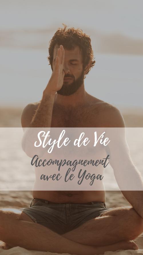 Style de vie yogique hygiénisme accompagnement individualisé avec le Yoga